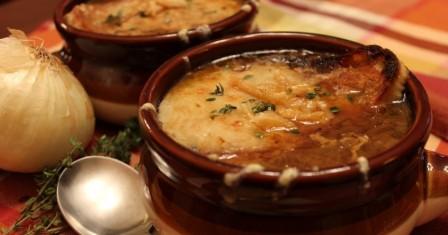 цибулевий суп по французьки рецепт приготування