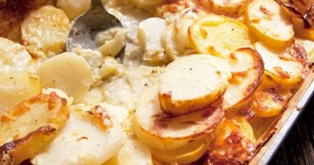 картопляний гратен рецепт приготування