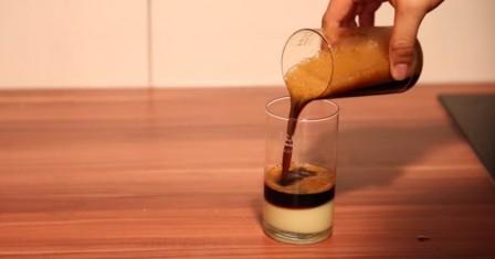 кава зі згущеним молоком рецепт приготування