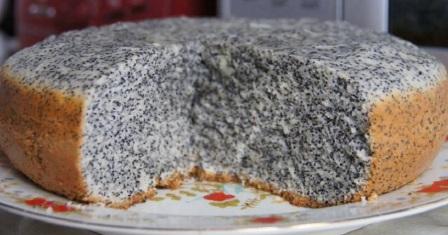 пиріг маковник рецепт приготування
