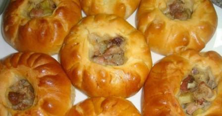 татарські пиріжки рецепт приготування