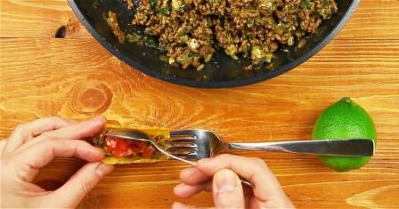 мексиканська закуска в сирі рецепт приготування