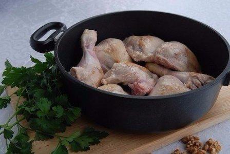 чахохбілі з курки рецепт приготування