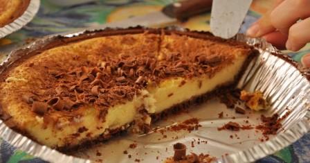 сирний торт з желатином рецепт приготування