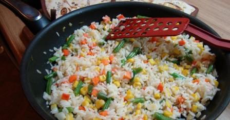 різотто з овочами рецепт приготування