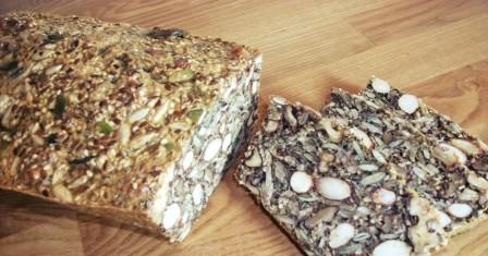 бездріжджовий хліб рецепт приготування