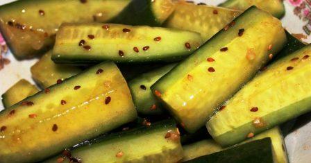хрусткі огірки рецепт приготування
