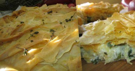 сирний пиріг рецепт приготування