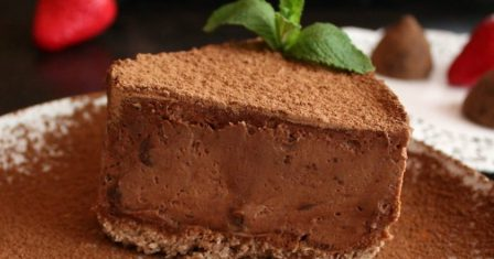 торт «трюфель єви» рецепт приготування