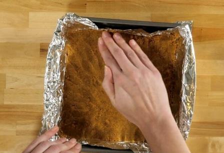 вершковий торт без випічки рецепт приготування