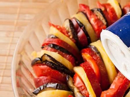 мусака з баклажанами рецепт приготування