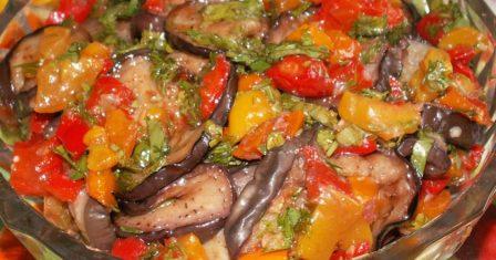 мариновані баклажани рецепт приготування