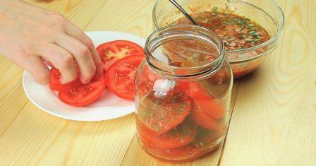 помідори по корейськи рецепт приготування