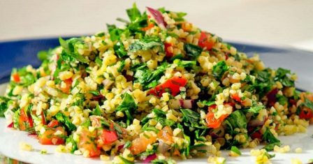 салат «табуле» рецепт приготування