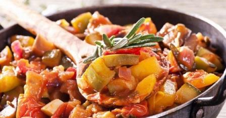 овочеве рагу з кабачками рецепт приготування