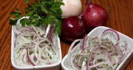 маринований лук рецепт приготування