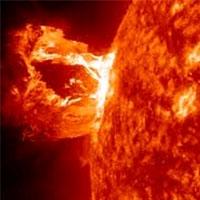 на сонці відбулася перша в цьому році спалах x-класу