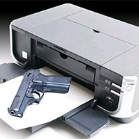 за допомогою 3d-принтера американець змайстрував пістолет