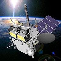супутник «електро-л» зніме рух місячної тіні по поверхні землі