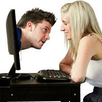 сімейні пари, які познайомилися в інтернеті, частіше розлучаються