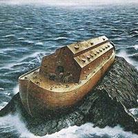 на думку турецьких вчених, місцем зупинки ноєвого ковчега була гора джуді