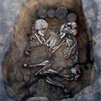 археологи виявили в сибіру парні давні поховання