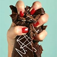 їжа після стресу не йде на користь