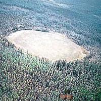 російський вчений заявив, що знайшов уламки тунгуського метеорита