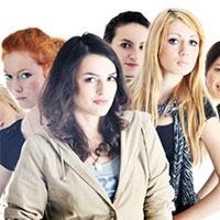 психологи вважають, що форма голови визначає особисте життя жінки