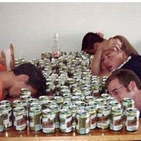 алкоголь сприяє швидкому старінню мозку