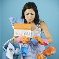 жінки вдома відчувають стрес набагато частіше, ніж на роботі