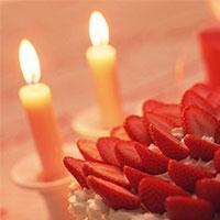 вечеря при свічках позитивно впливає на роботу серця
