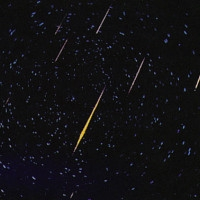 у ніч з 22 по 23 квітня можна буде спостерігати пік метеорного дощу