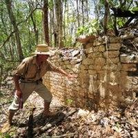 у мексиканських джунглях переховувався культурний центр майя