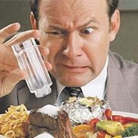біологи вивчили механізм, що захищає людину від надлишку солі