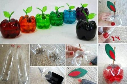 пластикова пляшка