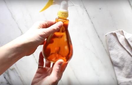 апельсиновий оцет