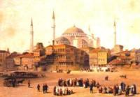 Які імена мав місто Стамбул в минулому?