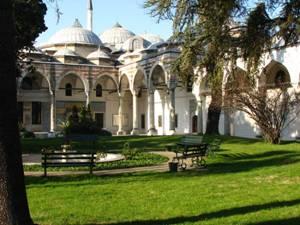 Де жили османські султани?