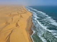 Чому в пустелі Наміб не йдуть дощі?