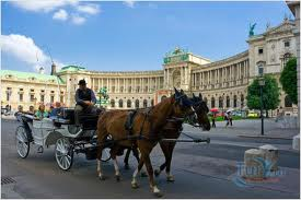 Австрія.Навіщо в Відні наймають фіакр?