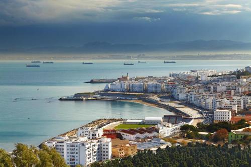 Країна Алжир