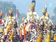 Війська в Індії