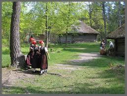 Латвійські хутора   історія їх походження