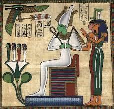 Хто правил загробним світом у єгиптян?