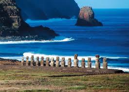 Де знаходиться острів Пасхи і як він був відкритий?