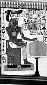 У чому полягала головна обовязок фараона?