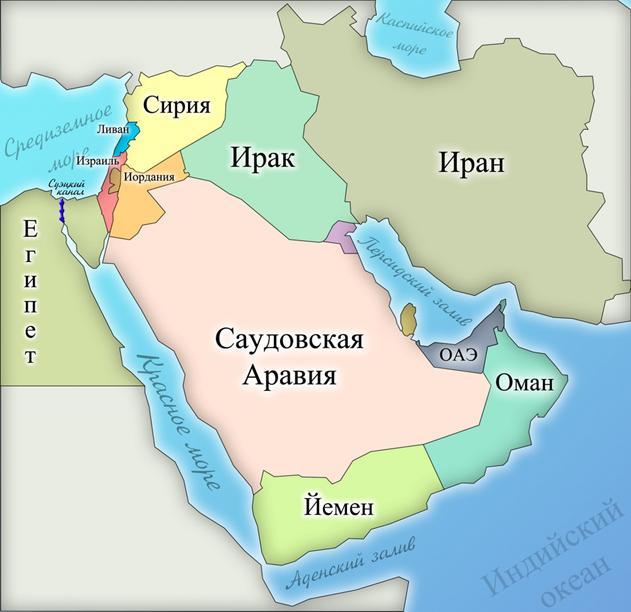 Що являє собою Суецький канал?