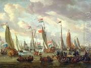 Що приваблювало Петра I в Голландії?