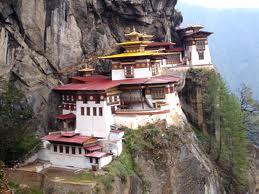 Історія туризму в Бутані